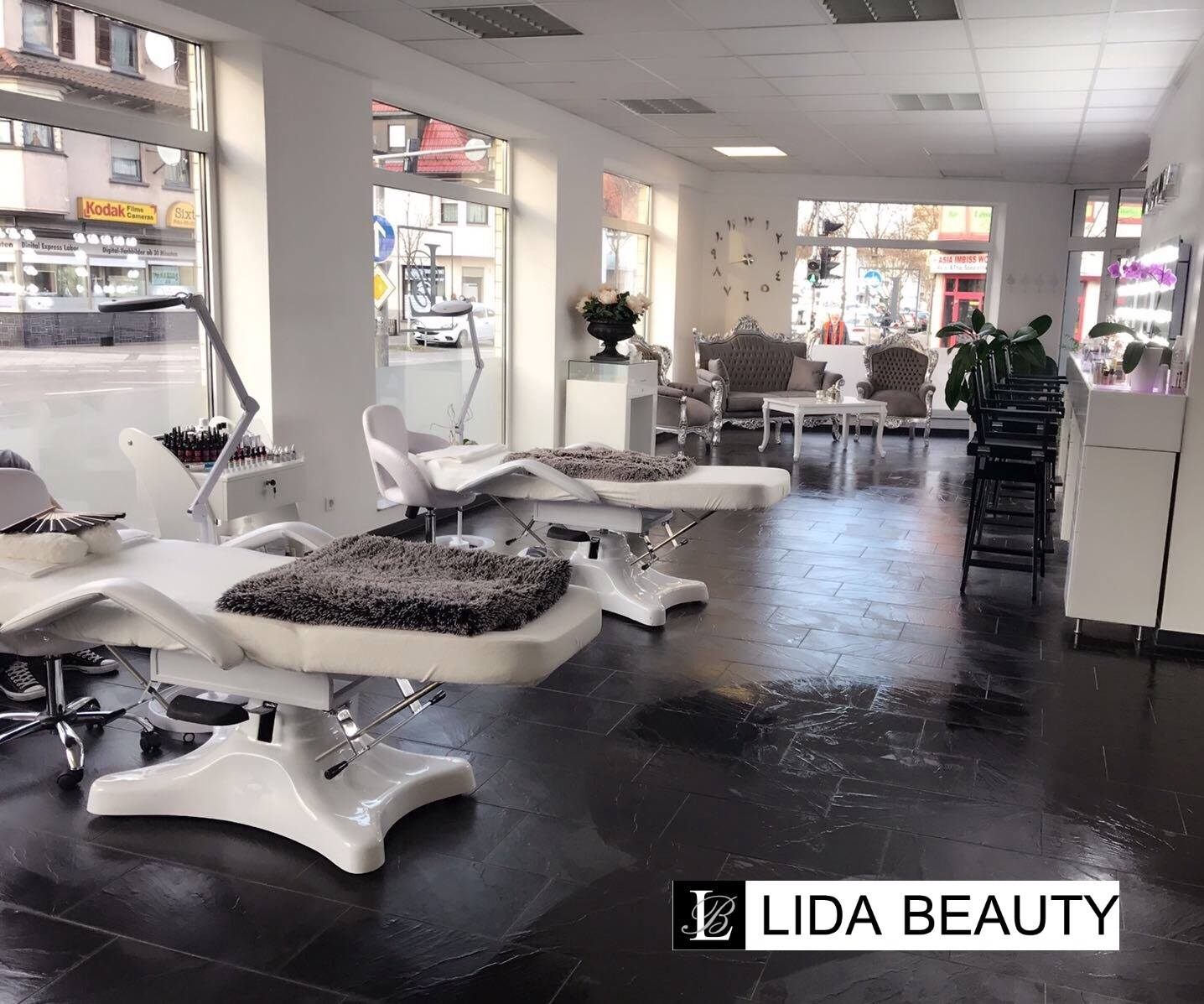 LB Lida Beauty - Permanent Make Up Bereich