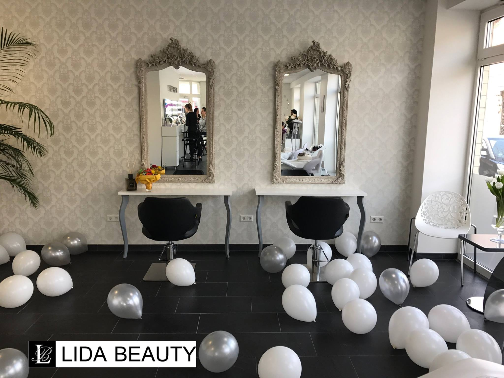 LB Lida Beauty - Hairstyle Bereich